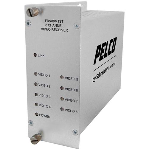 Pelco FRV80M1ST Fiber Receiver