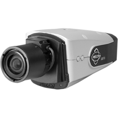 Pelco IXE10DN12EBK Sarix (EP) HD D/N IP Camera with 2.8-12mm Lens
