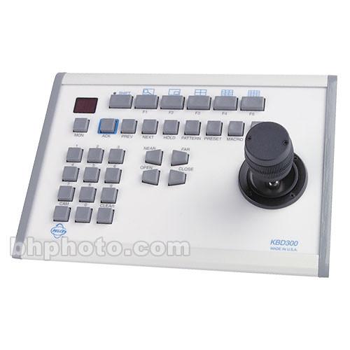 Pelco KBD300A Full-Functionality Control Keyboard