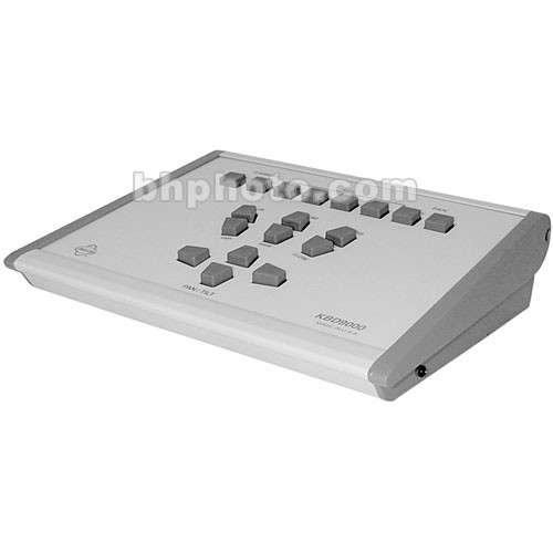 Pelco KBD9000 Transmitter/Controller For Fixed Speed Coaxitron Receivers