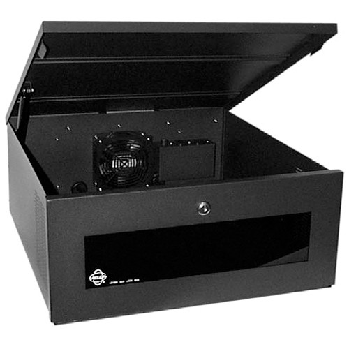 Pelco LB1000DC Single Unit Horizontal Lock Box