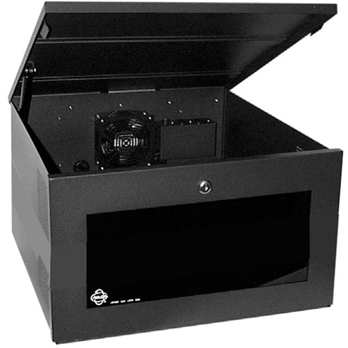 Pelco LB1012 Double Unit Horizontal Lock Box