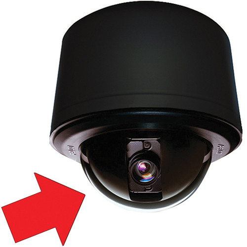 Pelco Stainless Steel Spectra Lower Dome