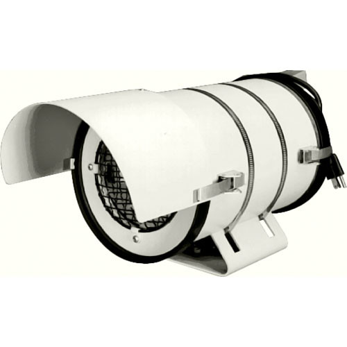 Pelco LL27WF Infrared Illuminator with 500W Wide Flood Lamp