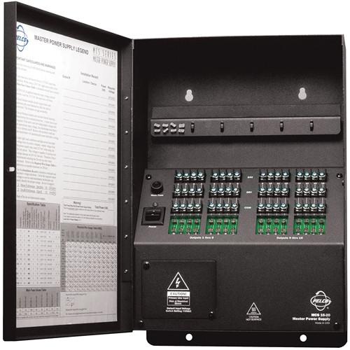 Pelco MCS1610SB Indoor Power Supply