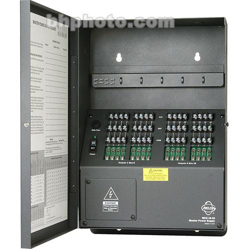 Pelco MCS1620B Indoor Power Supply