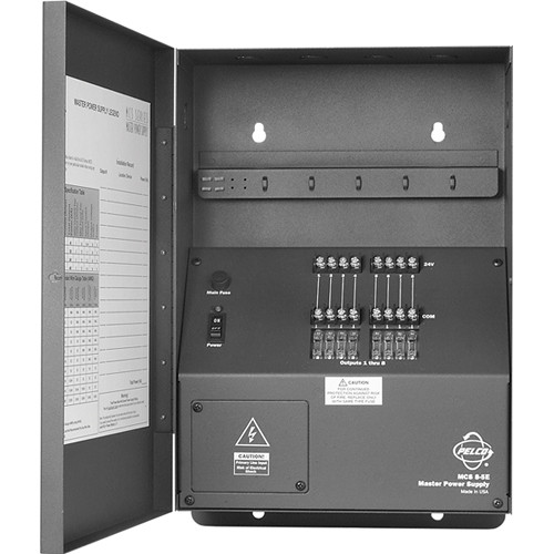 Pelco MCS4-2B Power Supply