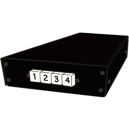Pelco Looping Manual Switcher - 4x1