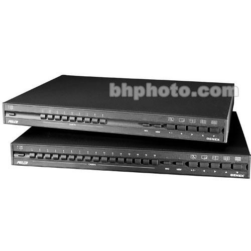 Pelco MX4016CD  16-Channel Genex Multiplexer