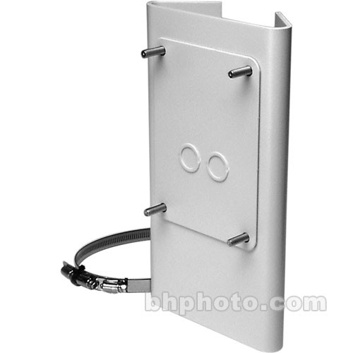 Pelco Pole Mount Adapter for Spectra and Legacy Wall Mounts