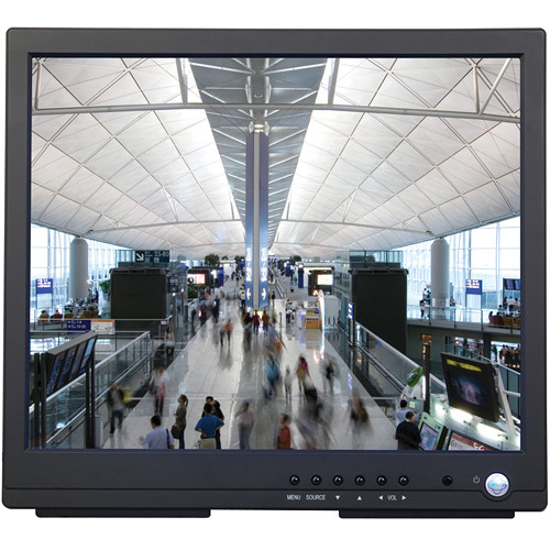 "Pelco PMCL400 Active TFT LCD Monitor (17"")"
