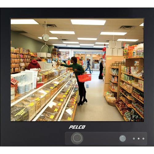 "Pelco PMP20BCMPS 20"" Black Monitor w/ Camera"