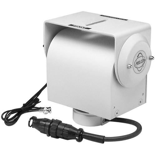 Pelco Light-duty Mini Pan/Tilt (24 VAC)