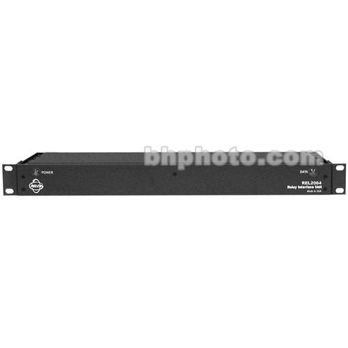 Pelco REL2064 64-Contact Relay Interface Unit - 100-240 VAC