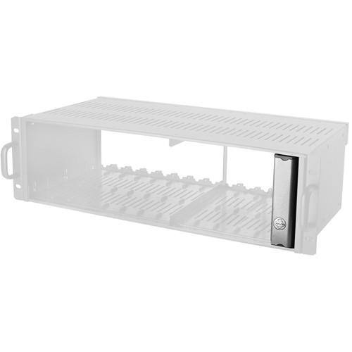 Pelco RK5001B-3U Blank Filler Panel (Single Width)