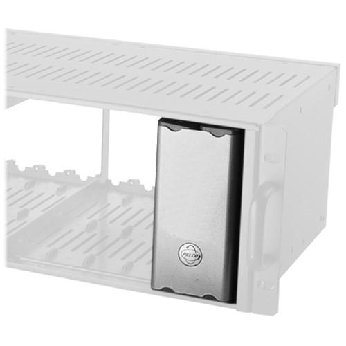 Pelco RK5002B-3U Blank Filler Panel (Double Width)