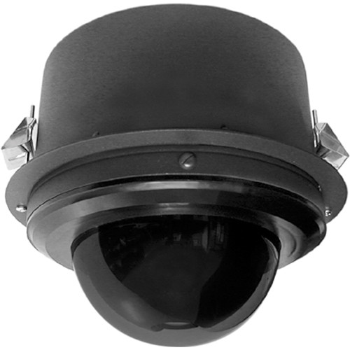 Pelco Spectra IV SL Dome System (Indoor Back Box, Smoked Lower Dome)