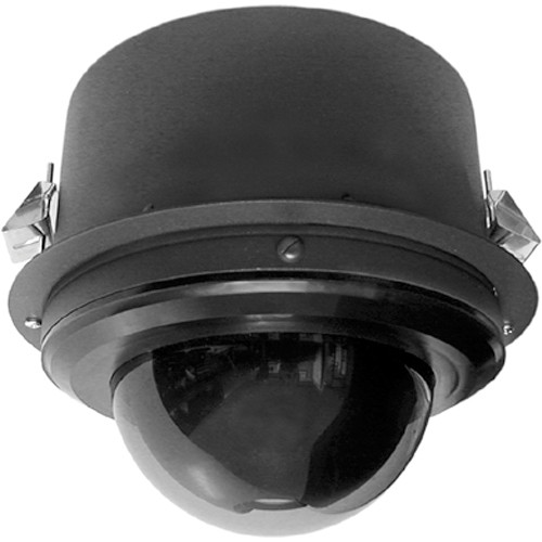 Pelco Spectra IV SL SD423-F-E1 Dome System (Back Box, Clear Lower Dome)