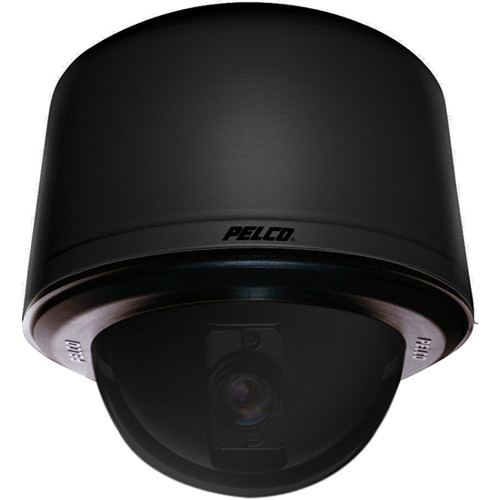 Pelco Spectra IV SL SD423-PB-0 Dome System (Back Box, Smoked Lower Dome)