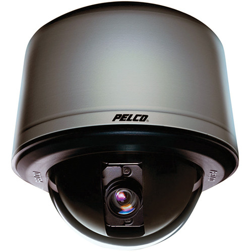 Pelco Spectra IV SL SD423-PG-1 Dome System (Back Box, Clear Lower Dome)