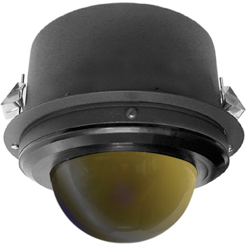 Pelco SD4N35FE3 Aluminum Spectra IV Back Box and Lower Dome