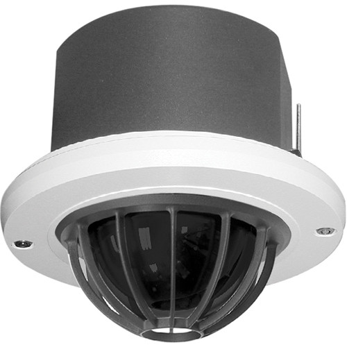 Pelco SD4N35HCF0 Aluminum Spectra IV Back Box and Lower Dome
