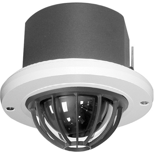 Pelco SD4N35HCF1 Aluminum Spectra IV Back Box and Lower Dome