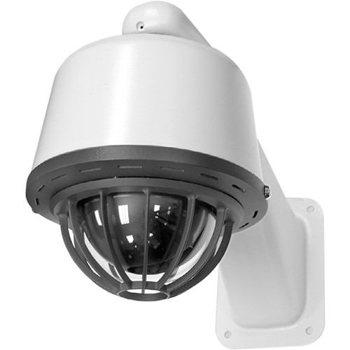 Pelco SD4N35HCPE1 Stainless Steel Spectra IV Back Box and Lower Dome