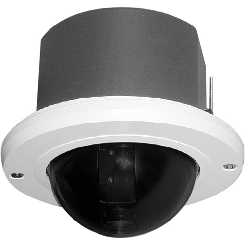 Pelco SD4N35HF0 Aluminum Spectra IV Back Box and Lower Dome