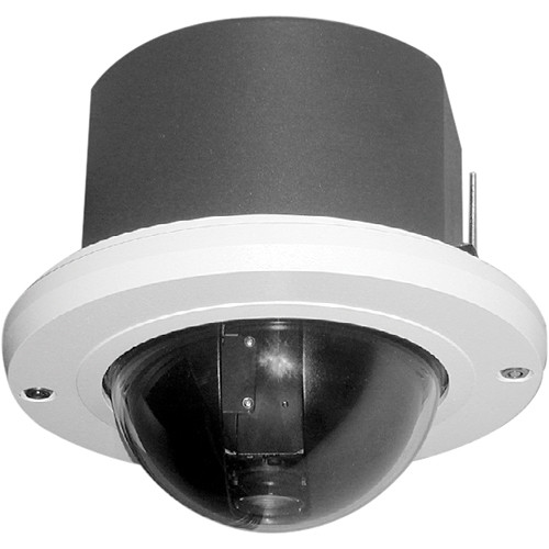 Pelco SD4N35HF1 Aluminum Spectra IV Back Box and Lower Dome