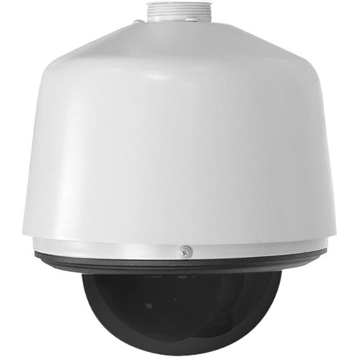 Pelco SD4N35HPE0 Stainless Steel Spectra IV Back Box and Lower Dome