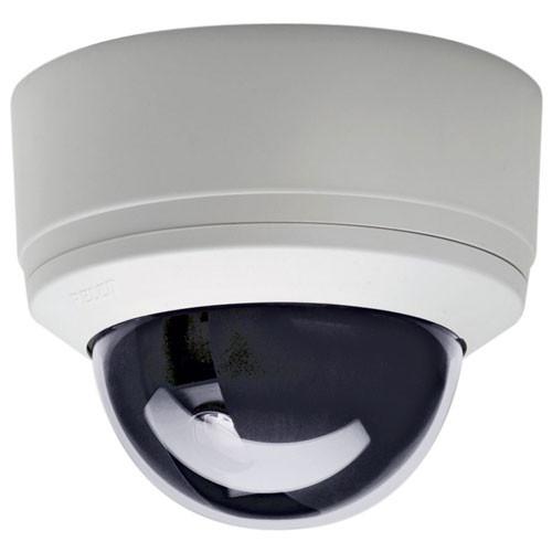 Pelco SD4-W1 Spectra Mini Color Doma Camera (white body, clear dome)