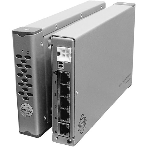 Pelco SX8205R Unmanaged Ethernet Switch