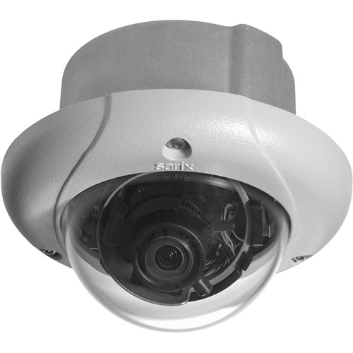 Pelco IMS0DN10-1V Sarix Vandal-Resistant Indoor D/N Mini Fixed Dome Camera