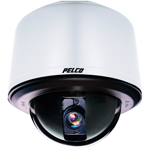Pelco Spectra IV SL Dome Integrated Clear Dome System (Pendant, Standard, PAL)