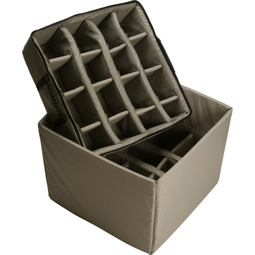 Pelican 0345 Padded Divider Set - for Pelican 0340 Series Cube Cases