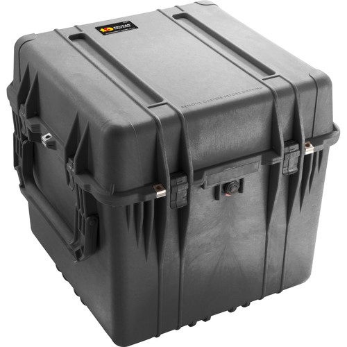 Pelican 0354 Cube Case (Black)