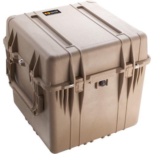 Pelican 0354 Cube Case (Tan)