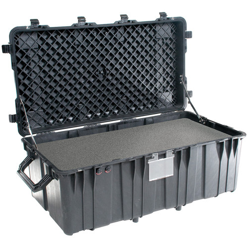 Pelican 0550 Transport Case with Foam (Black)
