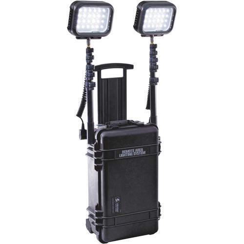 Pelican 9460 Remote Area LED Lighting System -120V (Black)