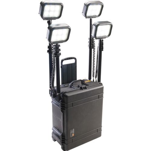 Pelican 9470B Intelligent Control Remote Area Lighting System (Black)