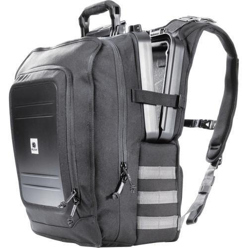 Pelican U140 Urban Elite Tablet Backpack (Black with Gray Lining)
