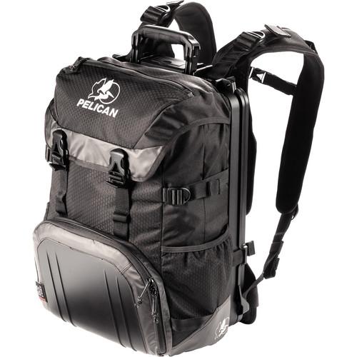 Pelican S100 Sport Elite Laptop Backpack (Black on Black)