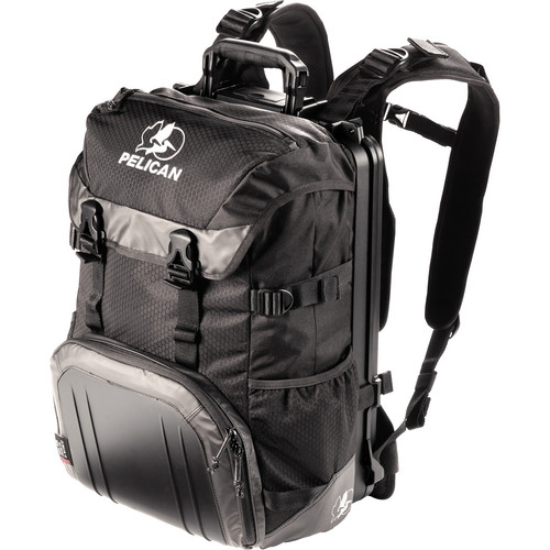 Pelican S100 Sport Elite Laptop Backpack (Black on Black)