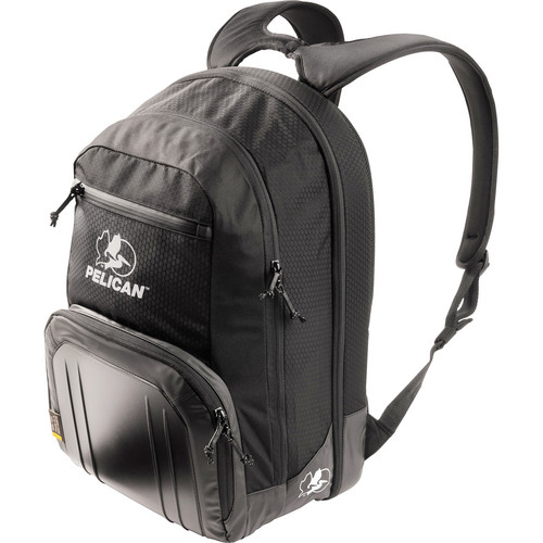 Pelican S105 Sport Laptop Backpack (Black on Black)