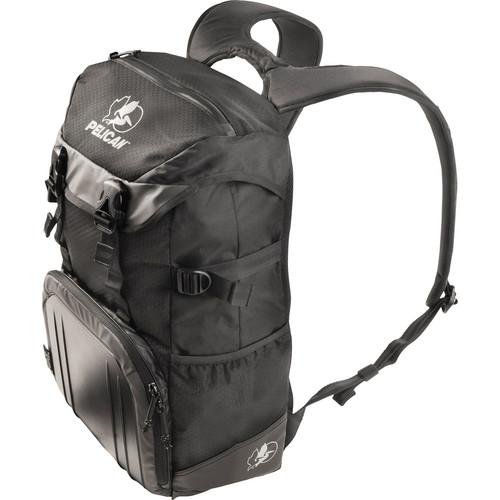 Pelican S145 Sport Tablet Backpack (Black on Black)