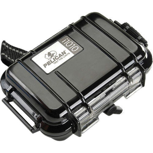 Pelican i1010 Waterproof Case (Black)