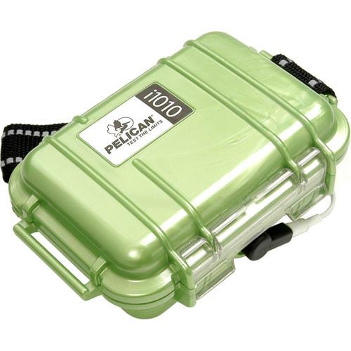 Pelican i1010 Waterproof Case (Green)