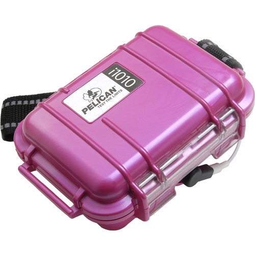 Pelican i1010 Waterproof Case (Pink)