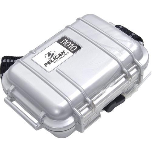 Pelican i1010 Waterproof Case (Silver)